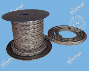 Graphitized PTFE Packing