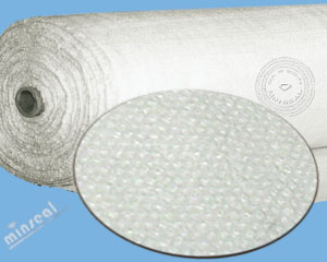 Ceramic Fiber Cloth Texture
